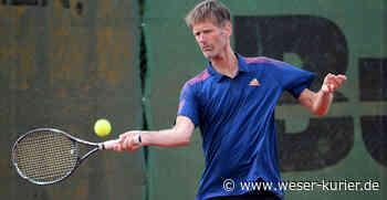 Tennis: Ottersberg siegt im Krimi, Oyten kassiert deftige Pleite - WESER-KURIER