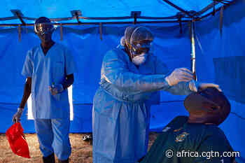 Africa's five-month COVID-19 death toll higher than worst Ebola outbreak: W.H.O. - cgtn.com