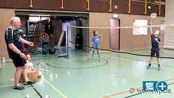 Warum beim Badminton-Schnupperkurs auch Angeber gefragt sind - WP News