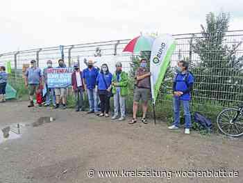 Bündnis demonstriert in Geesthacht: Demo prangert Fisch-Hürden an Staustufe an - Kreiszeitung Wochenblatt