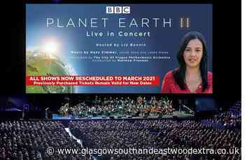 New dates for Planet Earth II arena tour - Glasgow South and Eastwood Extra