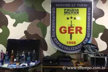 Homem suspeito de roubar casa em Contagem é preso pela Polícia Militar - O Tempo