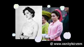 The Crown: Princess Margaret Gave Helena Bonham Carter Advice From the Grave - Vanity Fair