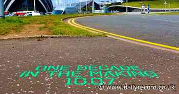 Celtic rally fans with Glasgow street teaser as Hoops match Rangers city claim - Daily Record