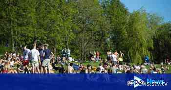 Access to Glasgow's Kelvingrove Park restricted for summer - STV News