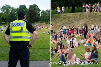 Coronavirus Scotland: Glasgow cops to start booze checks at Kelvingrove Park after 'deplorable scenes' during - The Scottish Sun