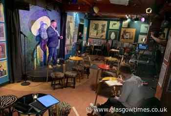 Glasgow comedians join pleas to save our comedy clubs - Glasgow Times
