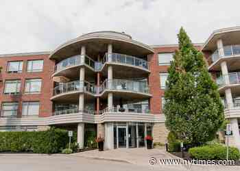145 Wilson Street W #311, Ancaster, ON - Home for sale - The New York Times