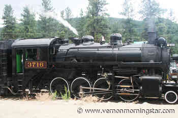 Summerland steam train to begin operations – Vernon Morning Star - Vernon Morning Star