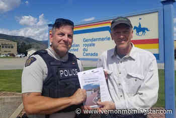 South Okanagan RCMP member speaks out against criticism - Vernon Morning Star
