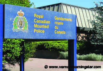Ex-Vernon Mountie forfeits 20 days' pay after sexual misconduct review - Vernon Morning Star