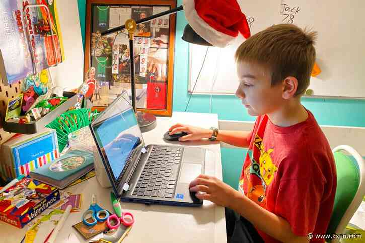 Parents consider creative ways to keep their kid's schooling on track from home