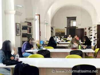 Putignano - Riaprono le sale di lettura e studio della biblioteca Comunale - Putignano Informatissimo