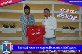 """Prima conferma in casa New Team Putignano: confermato il """"cobra"""" Boccardi - Putignano Informatissimo"""