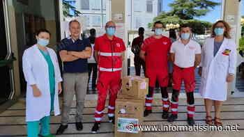Dalla Croce Rossa, un ventilatore polmonare per l'Ospedale di Putignano - Putignano Informatissimo