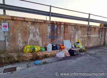 Putignano – In periferia è di nuovo emergenza rifiuti - Putignano Informatissimo