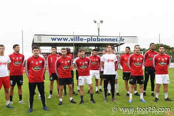 Plabennec a repris l'entraînement - Foot 29