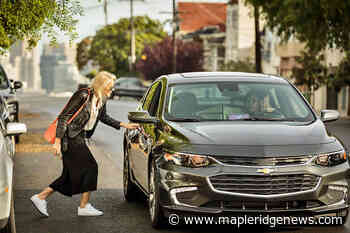 Rideshare expands into eastern Langley – Maple Ridge News - Maple Ridge News