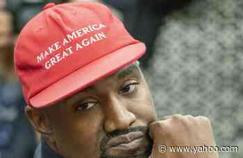 Kanye West running for US president under the Birthday Party - Yahoo Entertainment
