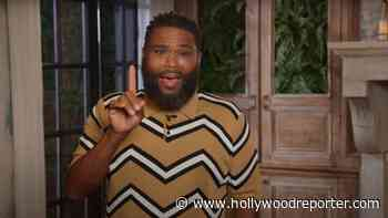 "Anthony Anderson Talks ""Historic"" Nature of Kanye West's Presidential Bid - Hollywood Reporter"