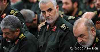 U.S. rejects UN expert report calling Qasem Soleimani killing 'unlawful'