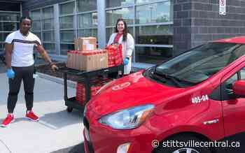 Benny&Co. donates meals to local charities and contributes to Stittsville's Canada Day - StittsvilleCentral.ca
