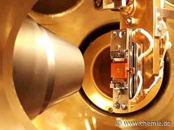 Robuste Materialien in Schwingung versetzt