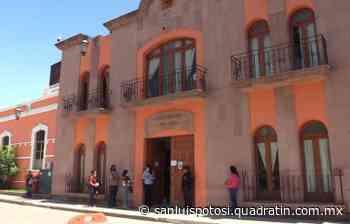 Registra Rioverde primer caso de Covid 19 en Ayuntamiento - Quadratín - Quadratín San Luis