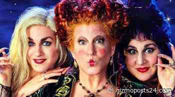 Disney's Hocus Pocus season 2- Bette Midler, Sarah Jessica Parker and Kathy Najime to be back as th ... - Gizmo Posts 24