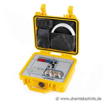 Hygrometer MDM50 mit SF82-Taupunkttransmitter | CHEMIE TECHNIK - Chemie Technik
