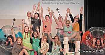 Kulturfabrik Krefeld: Ein Theaterstück verbindet Kinder - Westdeutsche Zeitung