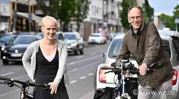 Krefeld: Fridays for Future und ADFC fordern Radwege wie in Holland - Westdeutsche Zeitung