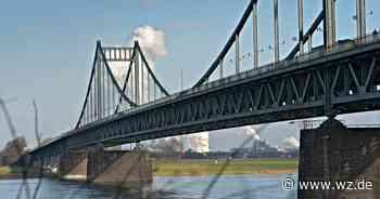 Streit um Kiesabbau am Rhein zwischen Krefeld und Duisburg - Westdeutsche Zeitung