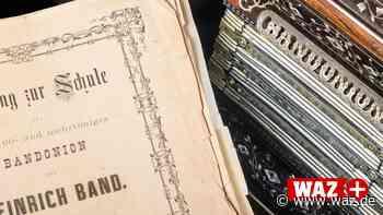 Die Stimme des Tangos stammt aus Krefeld: das Bandoneon - Westdeutsche Allgemeine Zeitung