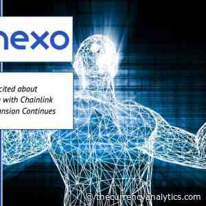 Nexo Excited about collaborating with Chainlink Dynamic Expansion Continues - The Cryptocurrency Analytics