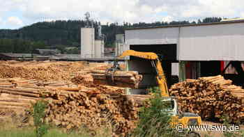 Klenk Holz Oberrot: Pellets sollen Ende 2021 fließen - SWP