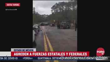Agreden a militares en la carretera Toluca-Ciudad Altamirano - Noticieros Televisa