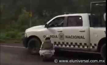 Fuerzas federales y estatales repelen ataque en la carretera Toluca- Ciudad Altamirano   El Universal - El Universal