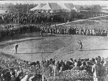Picture of the Day: Queen's Park Golf Club tournament in 1939