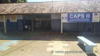 CAPS de Aquidauana tem equipe multiprofissional e está em novo endereço - O Pantaneiro