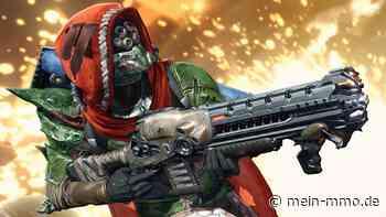 Destiny 2: Bungie beschenkt treuen Entwickler mit lebensgroßer Exo-Schrotflinte - Mein-MMO