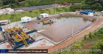 Vale trabalha na recuperação do rio Paraopeba - Click Curvelo