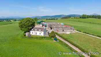 Scottish farm on market 'ideal for small farming business'