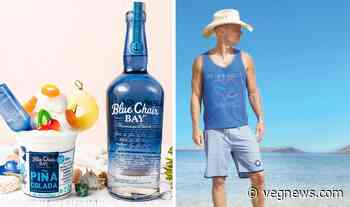 Country Star Kenny Chesney Partners With New York Brand to Create Rum-infused Vegan Piña Colada Ice Cream - VegNews