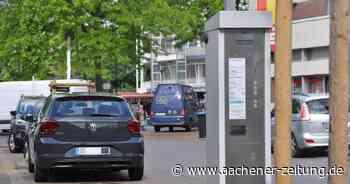 Brötchentaste in Herzogenrath: Erst ab August eine halbe Stunde gratis parken - Aachener Zeitung