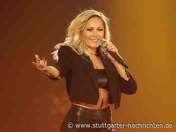 Helene Fischer - Live-Auftritt im Frühjahr 2021 bestätigt - Stuttgarter Nachrichten