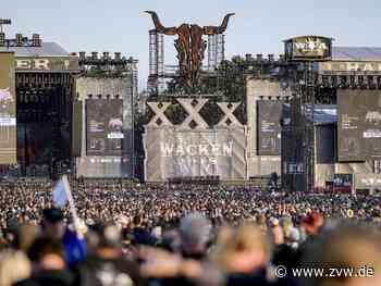 Heavy-Metal-Festival als Livestream statt in Wacken - Kultur & Unterhaltung - Zeitungsverlag Waiblingen