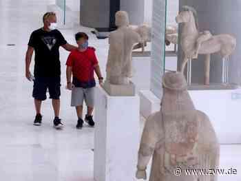 Akropolis Museum fast leer - Zeit zum Genießen - Kultur & Unterhaltung - Zeitungsverlag Waiblingen