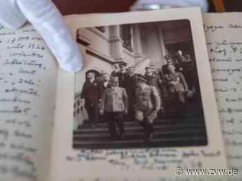 Tagebücher bringen neue Erkenntnisse zu NS-Kunstraub - Kultur & Unterhaltung - Zeitungsverlag Waiblingen