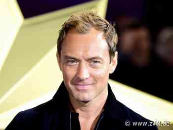 Jude Law soll Captain Hook spielen - Kultur & Unterhaltung - Zeitungsverlag Waiblingen